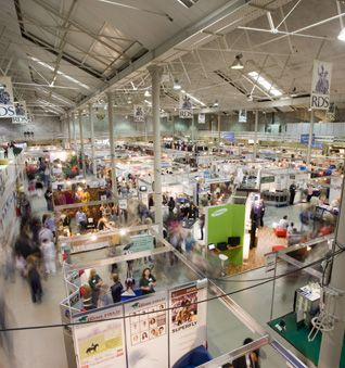 Shopping & Trade Stands | Dublin Horse Show - 7-11 August, 2019
