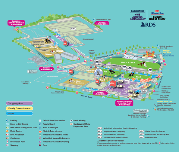 Tickets & Packages | Dublin Horse Show - 7-11 August, 2019